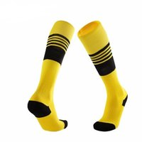 Wholesale knee high golf socks for sale - Group buy Quality Spring And Autumn Stockings High Stockings Cotton Above The Knee Stockings Sports Football Socks Adult Student Socks