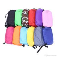 canlı çantalar toptan satış-Salon Uyku Çantası Tembel Şişme Beanbag Kanepe Sandalye, Oturma Odası Fasulye Torbası Yastık, Açık Kendinden Şişirilmiş Beanbag Mobilya oyuncaklar