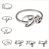 Wholesale heart rhinestone transfer for sale - Group buy Six word mantra titanium steel ring male tide Men s single ring tide male personality creative transfer index finger