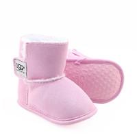 Cute Newborn Baby Boy Girls Socks Infant Cute Bear Crib Warm Shoes Socks N Kj