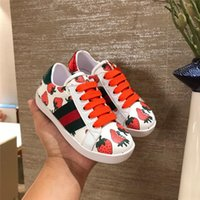 Wholesale sneakers for boys for sale - Group buy Quality Toddler Shoes Unisex Sneakers for Boys and Girls Designer Kids Footwear With Box Toddler Girls Sneakers