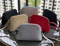 Wholesale ipad belt pouch resale online - Brand KS Women Shell Bag PU Leather Zipper Belt Shoulder Waist Bags Ladies Party Handbags Pouch Crossbody Storage Bag Purse Totes C101102