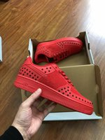 düşük erkekler basketbol ayakkabıları toptan satış-nike air force 1 Erkek Basketbol Ayakkabı Yüksek Kalite Düşük af1 erkekler elbise ayakkabı En Sneakers 2 lüks eğitmenler Erkek Atletizm Spor Açık Ayakkabı shoes