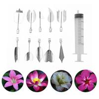 наборы для выпечки оптовых-3D творческий Лилия желатин желе цветок плесень пудинг выпечки искусства иглы инструменты кухня гаджеты выпекать формы инструменты формы для выпечки