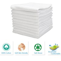 Wholesale inserts for diapers resale online - 10 Uniform Inserts for Infants Layers of Highly Absorbent Microfiber Inserts Washable and Reusable with Diapers of The Same
