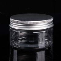 depilación de labios al por mayor-30ML-250ML Tapa de aluminio Cosmética Tin Pot Lip Jar Contenedores Oil Wax Empty