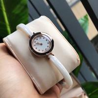 водонепроницаемые часы оптовых-Горячие Роскошные женские часы дизайн быть нуля одна серия браслет часы импортированные керамический ремешок для часов водонепроницаемый осень