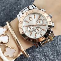 ingrosso grande zaffiro blu-9 orologi di lusso quadrante blu numeri arabi orologi da uomo e da donna in acciaio inossidabile zaffiro bracciale di alta qualità nuovo orologio big bang