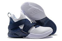 buy online d5fca aa394 Wholesale lebron soldier 12 online - High Quality Athletic Cheap LeBron  Soldier Sneakers Basketball Shoes
