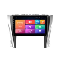 ingrosso bluetooth bluetooth di gps del bmw e39 dvd-Auto Radio Car DVD Multimedia Player Display Audio Tourist Navigator Android 9.1 Navigation For Toyota Camry 2015-2016