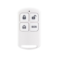 kontrolör güvenlik sistemleri toptan satış-433 MHZ Kablosuz Uzaktan Kumanda için bizim PG103 PG168 Ev Güvenlik WIFI GSM Alarm Sistemi