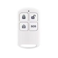 ingrosso sistema di allarme di sicurezza 433mhz-433MHZ Wireless Remote Controller per il nostro PG103 PG168 Home Security WIFI GSM Sistema di allarme