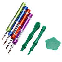 Wholesale iphone tools resale online - 8 in Repair Opening Tool Kit Precision Screwdriver Set for iPhone P P X MX