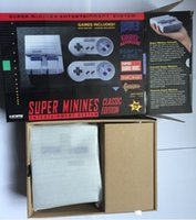 Wholesale nes snes for sale - Group buy Super HDMI NES Mini Classic Game Console For NES Classic Retro TV Video Game Console MINI SNES USA version