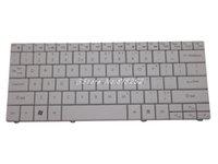 клавиатура с одним штатом оптовых-Клавиатура ноутбука для Gigabyte Q1105 Q1105M T280 Корея KR Турция TR США США Серебряная рамка