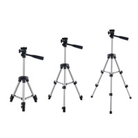 Wholesale fishing tripods resale online - Outdoor Fishing Lamp Bracket Universal Portable Camera Accessories Telescopic Mini Lightweight Tripod Stand Hold ZZA282