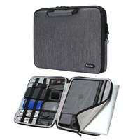 4767d2fe41 iCozzier 11.6 / 13/14 / 15.6 pouce Sacoche à bandoulière pour ordinateur  portable pour ordinateur portable Accessoires électroniques Organisateur  Messenger ...