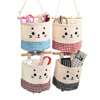 Wholesale baby cot hanging resale online - Baby Bed Organizer for Diapers Organizer Bed Baby Crib for Cot Hanging Bag Diaper Storage Items Set