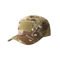 Wholesale Outdoor Sports Camo Navy Hat Marines Army Shooting Combat Assault Baseball Cap Tactical Camouflage Child Cap SO07
