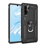 caso de série de armadura venda por atacado-Estojo de armadura extrema resistente para a série de capa protetora à prova de choque da Huawei e suporte