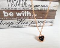 vergoldeter kostümschmuck großhandel-Cecmic Kostüm schwarzes Herz ethnischen 18k Goldplatte Schmuck machen Versorgung Mini Snap Schmuck Halskette Schmuck