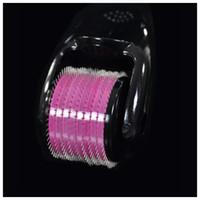 dermaroller mts roller venda por atacado-Aço inoxidável Micro Needle Roller com 540 Agulhas MT Microneedle Roller Dermaroller Para Estrias Remoção Da Cicatriz Da Acne Vários Tamanhos