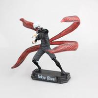 tokio ghoul kaneki figura de acción al por mayor-Anime TOKYO GHOUL KEN KANEKI BJD Colección Figuras de acción Juguetes