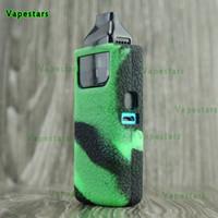 batterietaschen großhandel-Aspire Breeze 2 Silikon Cases Skin Cover Bag Gummihülse Gehäuse Schutzabdeckungen für Breeze II 1000mAh Batterie Box Mod Kit