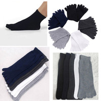 Wholesale fingers five toe socks resale online - Men Women Socks Ideal For Five Finger Toe Shoes Sale Woman socks men socks