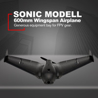 Wholesale mini fpv airplane resale online - SONIC MODELL Mini AR Wing mm Wingspan EPP RC FPV Racing Drone Fixed Wing Airplane Plane UAV with High Speed PNP