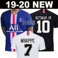 cd823f7e742 Wholesale paris saint germain jersey for sale - Group buy New MBAPPE PSG  Soccer Jersey Paris