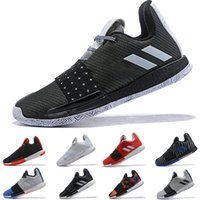 Wholesale sports b for sale - Group buy 2019 Newest james harden vol Wanted Men s Basketball Shoes High Quality Trainer Sport Sneaker size