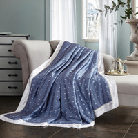 Wholesale comforters tencel online - tencel quilt home textilesbedspread throws blanket plainds summer thin comforter air condition quilt sitiching duvet quilt