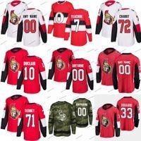 Wholesale bobby ryan jersey for sale - Group buy Custom Men Women Youth Ottawa Thomas Chabot Matt Duchene Mark Stone Ryan Dzingel Brady Tkachuk Bobby Ryan Senators Hockey Jerseys