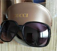 polarize kedi gözlü güneş gözlüğü toptan satış-Toptan yüksek kaliteli polarize ışık marka tasarım güneş gözlüğü lüks güneş gözlüğü stil yaz bayan göz kamaştırıcı renk kedi göz UV400