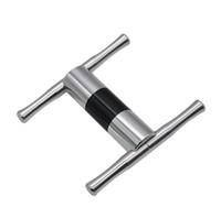 ich rauche großhandel-Hersteller Direktverkauf Metall Aluminiumlegierung Rauchkompressor Metall Rauchkompressor I-förmiger Rauchkompressor