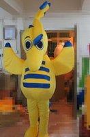 desenhos animados do hipocampo venda por atacado-2019 Alta qualidade EVA Material Hipocampo Trajes Da Mascote Dos Desenhos Animados Vestuário Festa de Aniversário Masquerade
