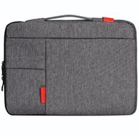 laptop-etuis 15,6 zoll großhandel-Acoki 13 / 15.6 Zoll Tragegriff Laptop Schutzhülle Tasche für 13/15 Macbook Air / Macbook Pro / Pro Retina Hülle