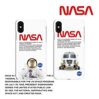 ingrosso mele costo-Nuovo spazio di astronauta a basso costo NASA cellulare shell marea marchio Apple 8plus iphone xs max cellulare