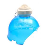 mavi led ışık yüz toptan satış-Hidrojen Su PDT Makinesi LED Işık Terapi 423nm 640nm Mavi Kırmızı Işık Akne Tedavisi Yüz Temizleme Cilt Gençleştirme Güzellik Fototerapi