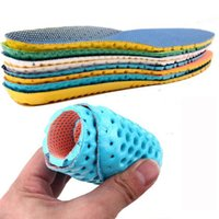 Wholesale memory foam running shoes for sale - Group buy 1 Pair Shoes Insoles Sole Orthopedic Memory Foam Sport Arch Support Soft Pad Insert Woman Men For Feet Running Sneaker