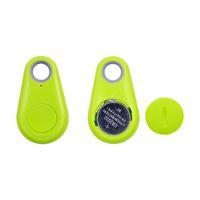 buscador de llavero al por mayor-Perro de mascota Localizador Mini alarma perdida anti Monedero KeyFinder etiqueta inteligente Bluetooth GPS trazador Llavero itag Niño Rastreador buscador de la llave