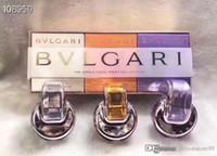 caixas de rodas venda por atacado-Clássico roda noite jasmim senhoras perfume Q versão set caixa de presente 15 ml * 3 de alta qualidade entrega rápida e gratuita