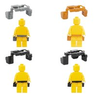 Wholesale toy military soldiers for sale - MOC City Military Soldiers Figures Accessories Building Blocks SWAT Belt Mini Weapon Parts Bricks Toys Minifigs Parts Building Blocks