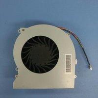 ventilador de refrigeração de 12v cpu venda por atacado-Novo original cpu fan para MSI 16L1 16L2 GT62 GT62VR cpu cooler ventilador de refrigeração PABD19735BM N322 N395 DC 12 V 0.65A 4PIN