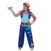 ingrosso figlio del costume del re-Costume da spettacolo per bambini Costume magico Costume da principe in maschera Principe arabo Costume di Halloween Cosplay Servizio genitore-figlio Cosplay