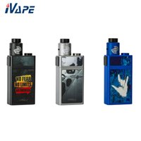 Wholesale black blocks resale online - 100 Original UWELL BLOCKS SQUONKER KIT W Blocks Mod ml with Nunchaku RDA Powered by Battery Patented Juice Pump Design