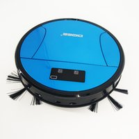 Wholesale remote control mini robots resale online - Smart remote control robot vacuum cleaner robotic electric vacuum cleaner industrial mini vacuum cleaner filter robotic