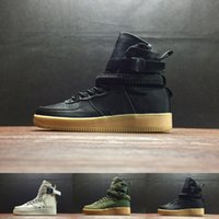 Wholesale boots high tops for men resale online - Top Sale Special Field SF For One Men Women High Boots Running Shoes Sneakers Unveils Utility Boots Armed Classic Shoes