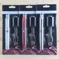 evod mini vor blister großhandel-EVOD 900mAh Kräutervaporizer Evod Vape Pen Mini Vor g5 Vaporizer Blister und Zigarette Evod und Cig Vaporizer Dry Herb Ecigs Kits